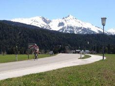 Frühjahrestouren Rennrad ab Innsbruck