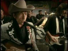 Bob Dylan Standing in The Doorway scene (live) from 'Masked & Anonymous' - YouTube