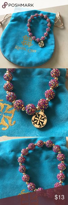 Rustic Cuff Bracelet 💕 In perfect condition! Never worn. Beautiful bracelet 😊 Rustic Cuff Jewelry Bracelets