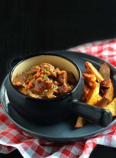Photo de la recette : Carbonade flamande veggie au seitan et épices
