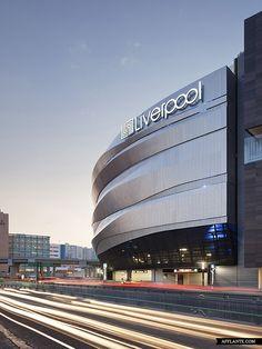 Liverpool Department Store // Rojkind Arquitectos | Afflante.com