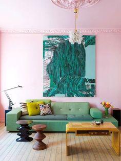 wohnzimmer gestalten: moderne ideen in 4 einrichtungsstils - Wohnzimmergestaltung Grn