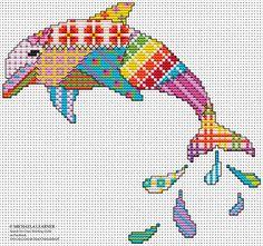Cross Stitch Sea, Cross Stitch Fruit, Baby Cross Stitch Patterns, Bead Loom Patterns, Cross Stitch Designs, Cross Stitching, Cross Stitch Embroidery, Cross Stitch Freebies, Patchwork Designs
