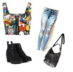 """Untitled #10"" by callmekaykay ❤ liked on Polyvore"