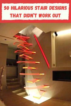 Escalier Design, Interior And Exterior, Interior Design, Interior Stairs, Stairway To Heaven, Staircase Design, Stair Design, Staircase Ideas, Modern Staircase