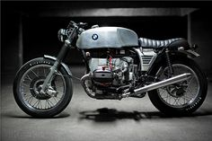 Rather nice. Purposeful, and well-proportioned. >> Custom BMW R100/7