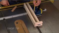Clamping Jig for Cutting Small Parts