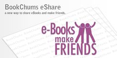 A new way to share eBooks and make friends.
