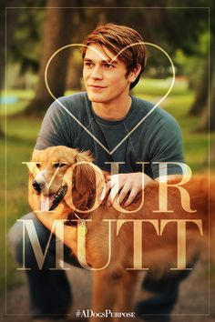 Love your mutt. | A Dog's Purpose | In Theaters January 27