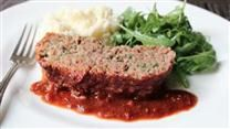 "guy approved"" meatloaf. We made a variation of this. Used 1 lb ground ..."