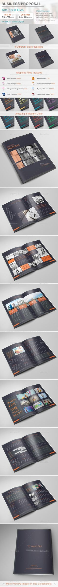 Lagoon Business Proposal Template Template, We and The ou0027jays - business proposal template download