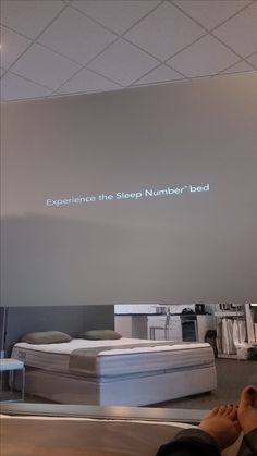 Sleep Number bed and the Sleep number IQ technology is amazing. Everyone needs to try a sleep number bed at least one time. They feel incredible and I love that you can change the settings ALL THE TIME. The IQ technology is basically just an app. But it is linked with your bed. It records how well you are sleeping. #freesample #commitToSleep #ad #sleepnumber