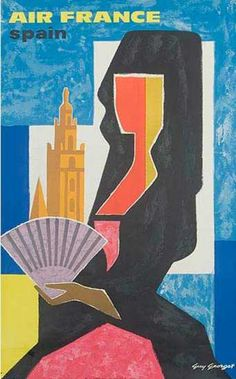 España by Guy Georget 1960