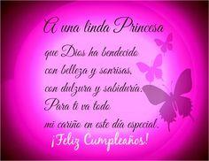 Feliz Cumple Años Hija Happy Birthday Messages, Happy Birthday Images, Birthday Quotes, Happy Birthday Daughter, Gold Wall Art, Special Words, Special Person, Love Phrases, Pumps