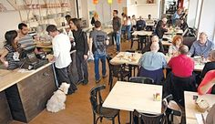 Cafe Batya the 70 year tel aviv institution founded years before israeli state existed is reopening in a new location but retains the values, traditions, and recipes of it's founder batya yom tov, i have feeling a that the food is as good as her good name, try it