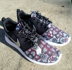 the best attitude 8da41 e1499 Custom Nike Roshe Run
