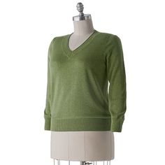 Kohls 1x....simple every day sweater. Around the house type sweater.