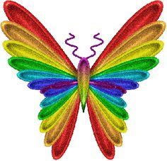Gifs de borboletas