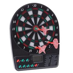 Luxury Top-high Quality Electronic Dartboard