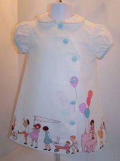 Baby girl dress - made with jenni-leigh-play-fabric. Judy gando · Moda  infantil a2737353232