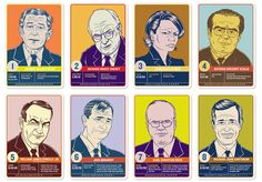 'Name that Republican' card game, 2007