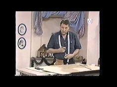 Puntos y Puntadas 261. 1ra. parte. Blusa Entallada sin Mangas con Cuello Solapa Talle 44. Moldería. - YouTube