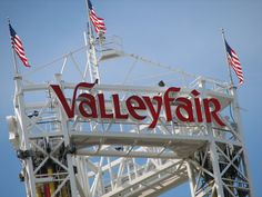 never been to valley fair..