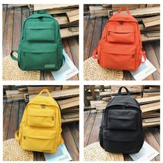 Striped Backpack, Small Backpack, Laptop Backpack, Travel Backpack, Backpack Bags, Shoulder Bags For School, School Bags For Girls, Girls Bags, Nylons