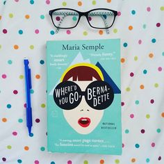 """""""I felt so alone in the world, and so loved at the same time""""  #bookstagram #book #books #life #wheredyougobernadette #mariasemple #reading #read #readinglist #readreadread #friday #fridaymorning #notenoughbooks #homework #shouldbestudying #booklover #bookworm #bookaholic #bookaccessories #readingglasses #glasses #pencil #goodbook #beautifulbooks #bookquotes #quotes"""