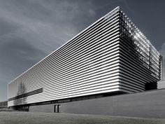 EQUITONE facade panels: Belgium - Leuven - office building. equitone.com
