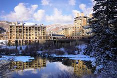 The Westin Riverfront Mountain Villas provides access to Beaver Creek Mountain and the Eagle River as well as a central location to all the diverse activities that have made the Vail Valley a sought-after vacation destination year-round. Winter Park Skiing, Winter Park Resort, Mountain Villa, Mountain Resort, Mountain Biking, Beaver Creek Mountain, Vacation Club, Great Hotel, Vacation Destinations