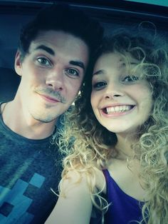 Pete Bucknall & Carrie Hope Fletcher. OTP