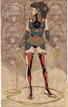 Costume Closet: Spotlight On Wonder Woman — GeekTyrant