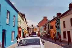 Dingle, Ireland.  The quaintest little town I've yet to see.