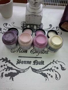Beautiful chalk paint