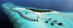 Cocoa Island aux Maldives