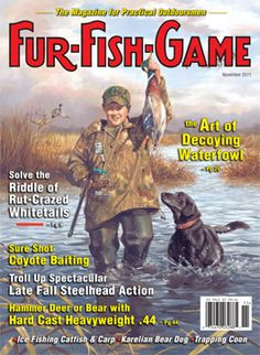fur fish and game - Google Search