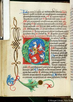 Breviary, MS G.13 fol. 69v - Images from Medieval and Renaissance Manuscripts - The Morgan Library & Museum