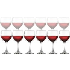 Product Image for Dailyware® Red Wine Glasses (Set of 12) 1 out of 2