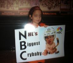 More Crosby haters (or their parents)