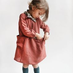 Baby and Child Smock