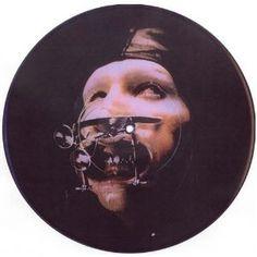 Marilyn Manson ; The Beautiful People vinyl