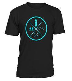 77564337 Sea Kayak Paddle Canoe Kayaking Graphic Tshirt Tee for Men . Special Offer,  not