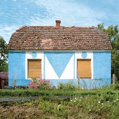 How Hungary's Painted Homes Rebelled Against the Socialist System