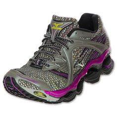 Rated Women S Running Shoe Mizuno Wave Prophecy Pick Them Up Her