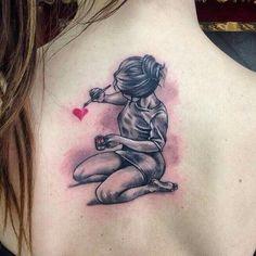 Go Tattoo, Cloud Tattoo, Neue Tattoos, Body Art Tattoos, Circus Tattoo, Girl Back Tattoos, Arm Sleeve Tattoos, Tattoo Stencils, Future Tattoos