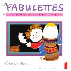 Anne Sylvestre : Les fabulettes 1