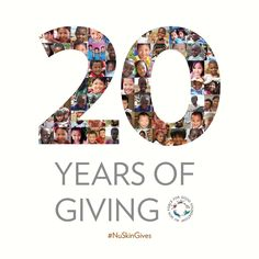 Can you believe it's been 20 years since Nu Skin's Force for Good campaign kicked off with the launch of the Epoch product line? Stay tuned for more information on all the people that have been helped. Epoch, Giving, Stay Tuned, 20 Years, Campaign, Product Launch, Letters, People, Lettering