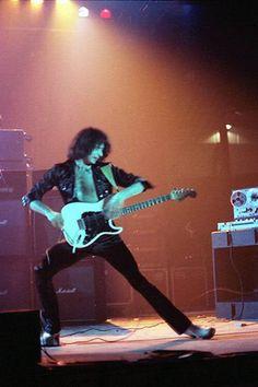 Deep Purple guitarist ...