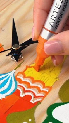 Arts And Crafts, Diy Crafts, Paint Markers, Metallic Colors, Diy Art, Amazing Art, Cool Art, Art Projects, Art Drawings